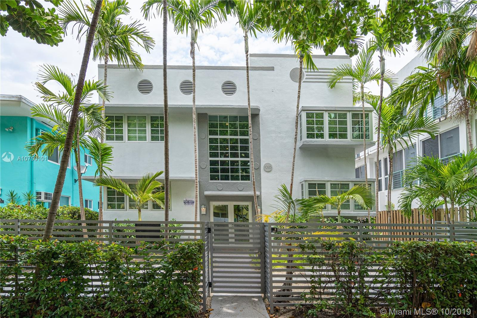 1025  Meridian Ave #206 For Sale A10750101, FL