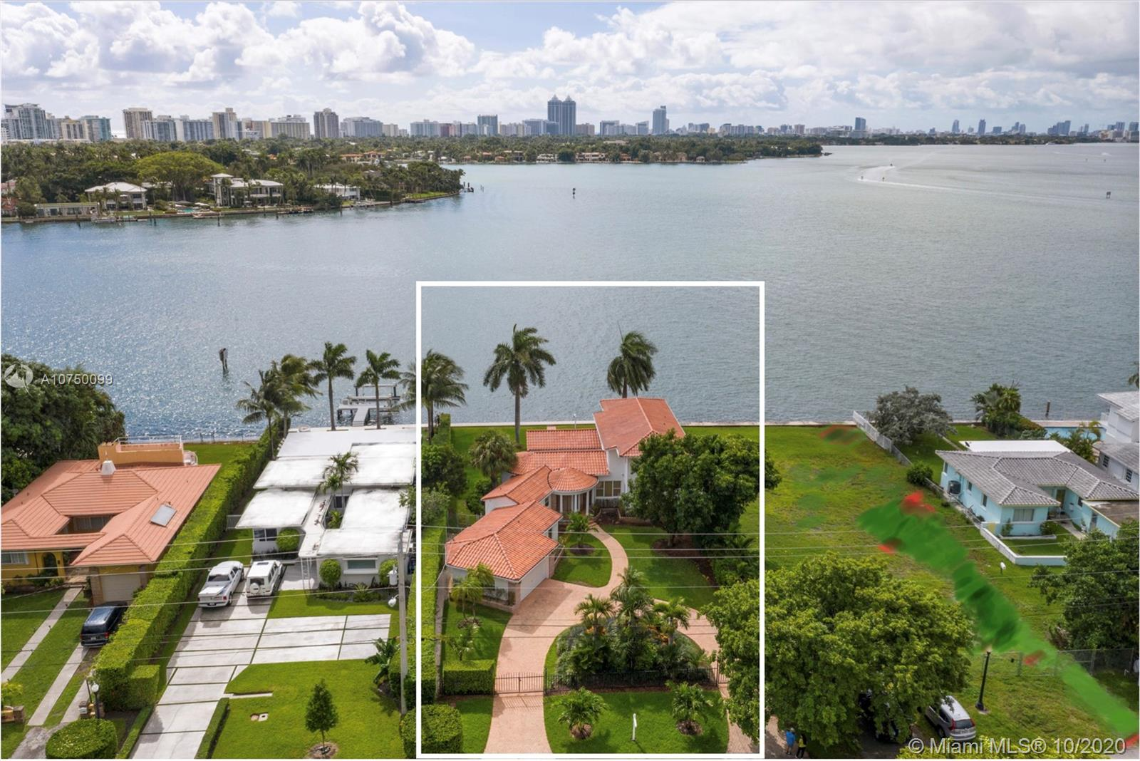 1600  Bay Dr  For Sale A10750099, FL