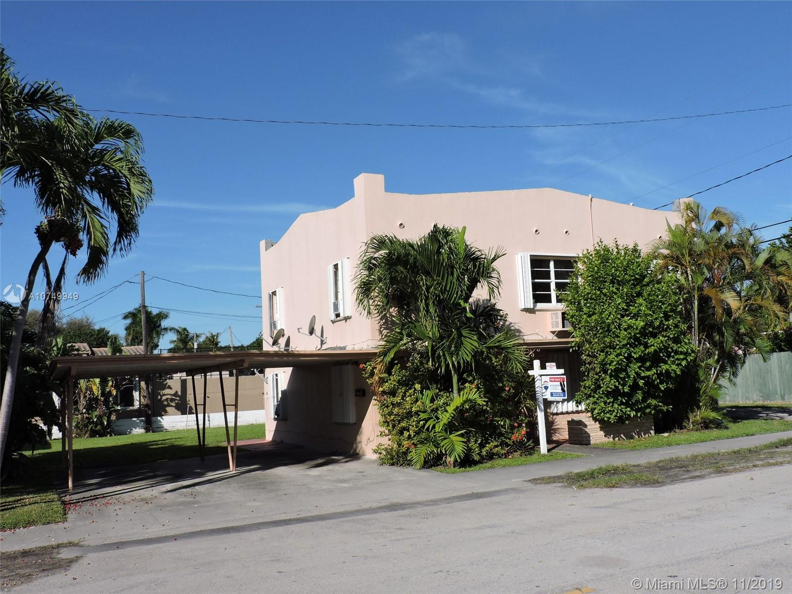 714 S 14th Ave  For Sale A10749949, FL