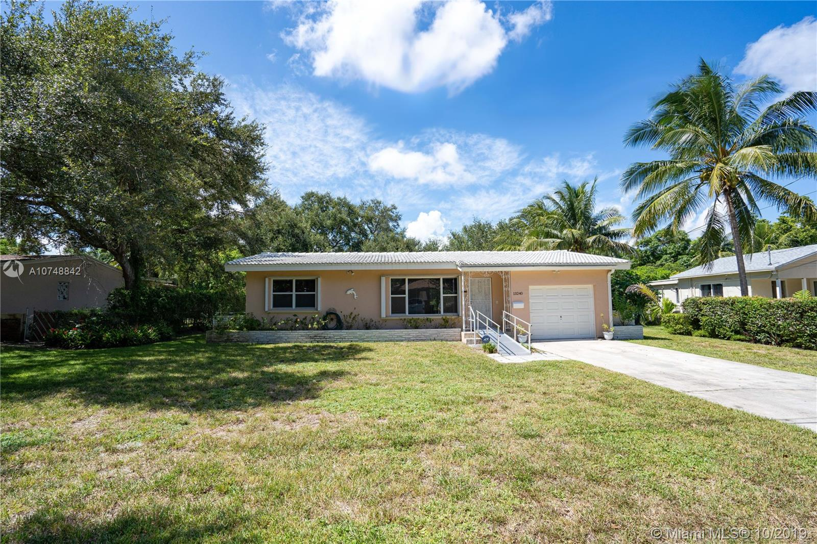 13240 N E 4th Ave  For Sale A10748842, FL