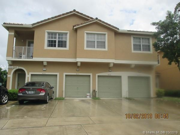 4211 SW 131st Ln #4101 For Sale A10750578, FL