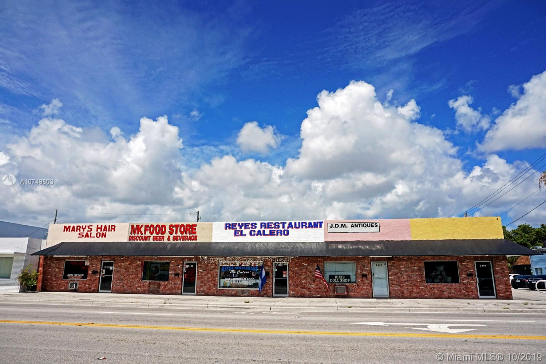 3491 N Dixie Hwy  For Sale A10749803, FL