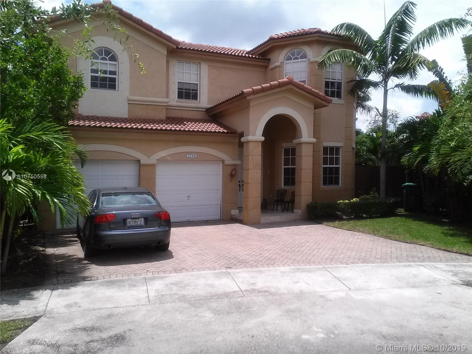 7716 NW 113th Ave  For Sale A10750598, FL