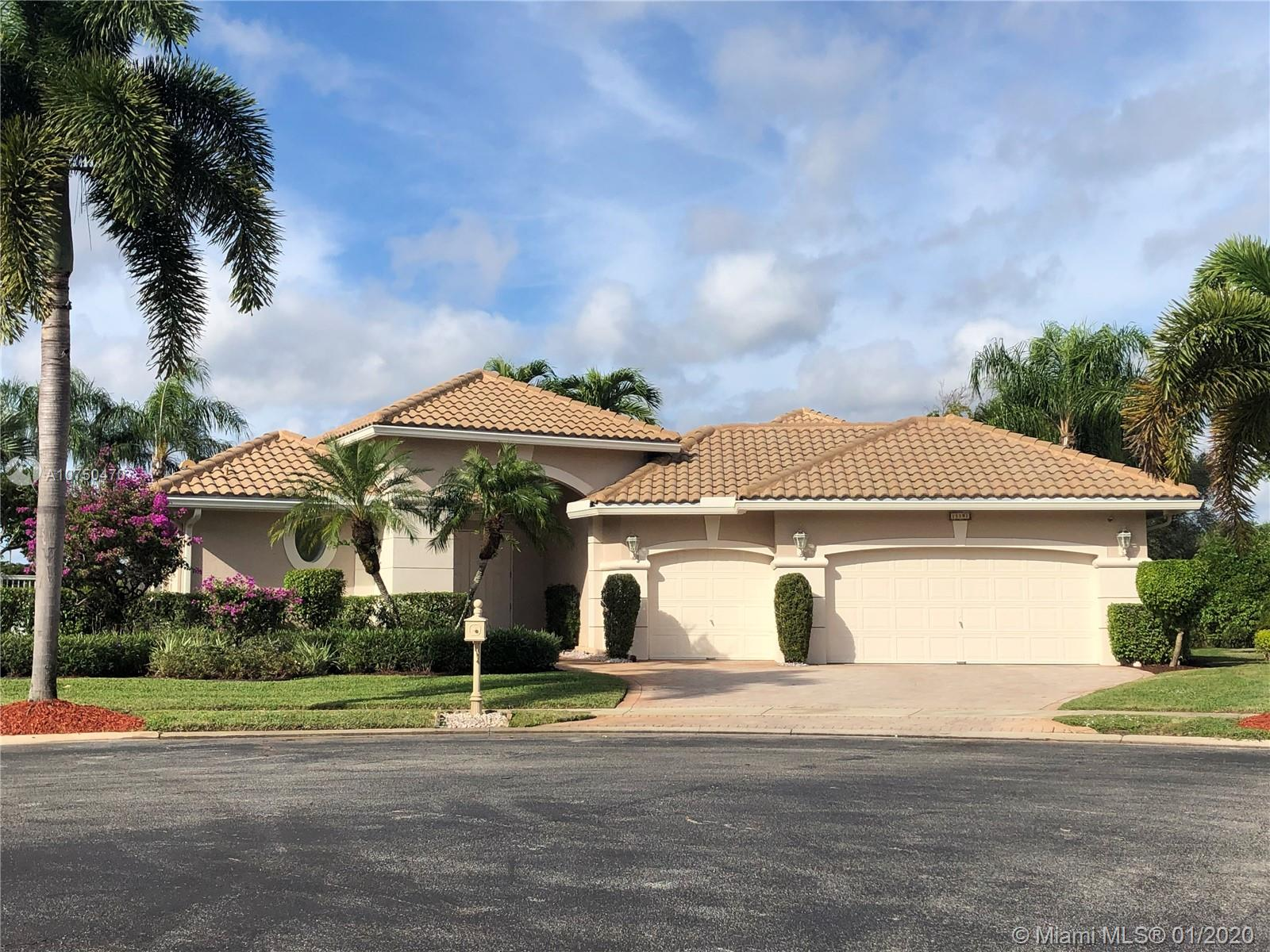 11191 Golfridge Ln, Boynton Beach, FL 33437