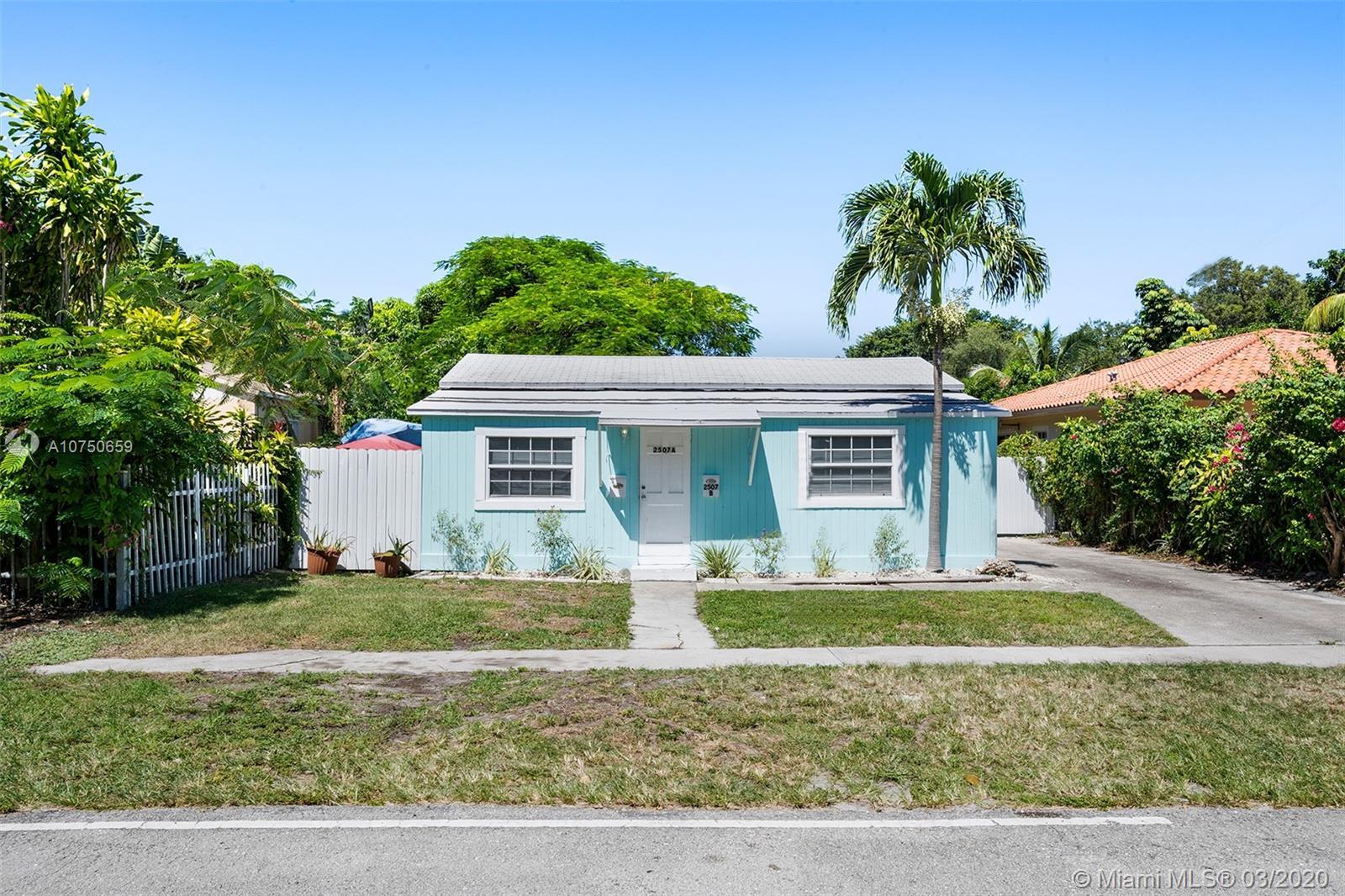 2507 NE 183rd Street  For Sale A10750659, FL