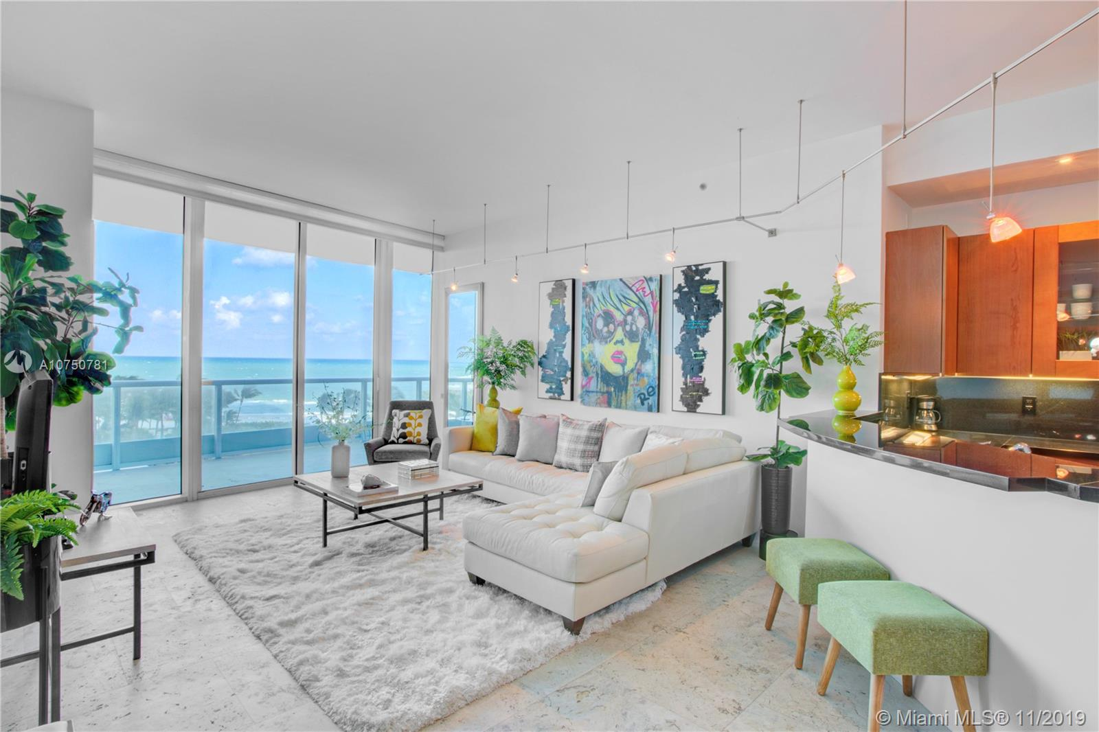 100 S Pointe Dr #708 For Sale A10750781, FL