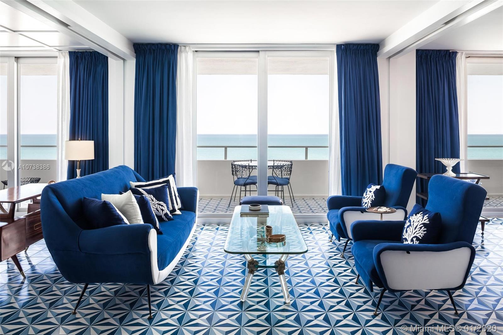 5555  Collins Ave #14K For Sale A10738386, FL