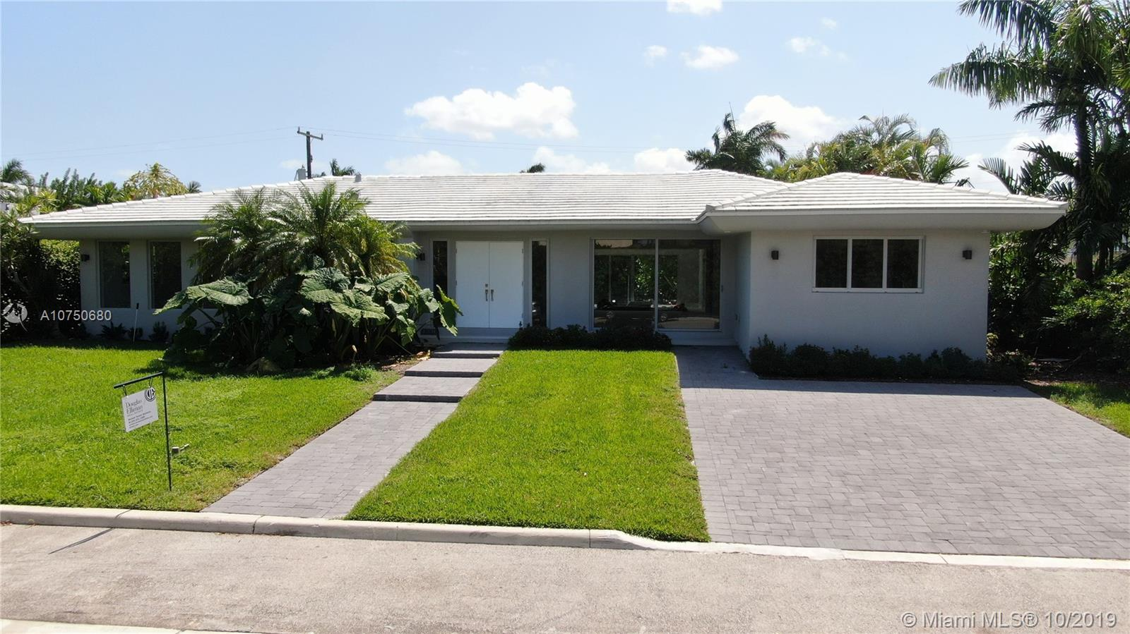 1330  100th St  For Sale A10750680, FL