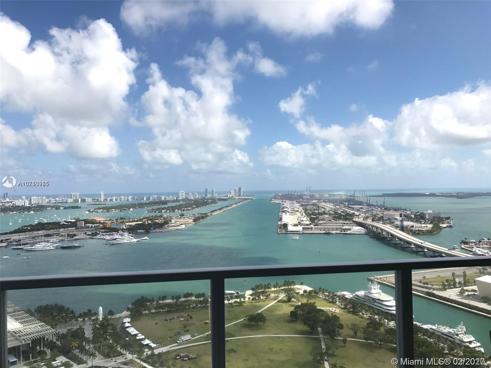 1100  Biscayne Blvd #3904 For Sale A10750935, FL