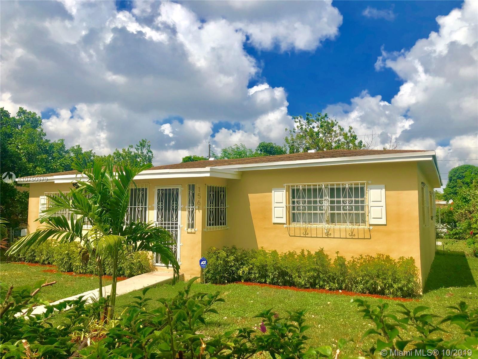 1561 NW 131st St, Miami, FL 33167