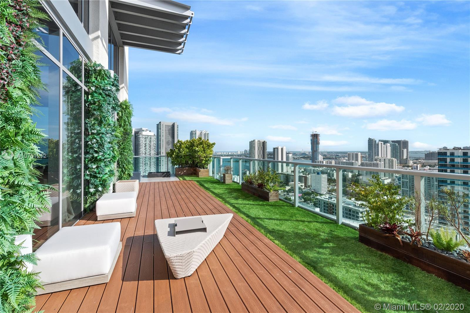3301 N E 1st Ave #PH-2 For Sale A10751212, FL