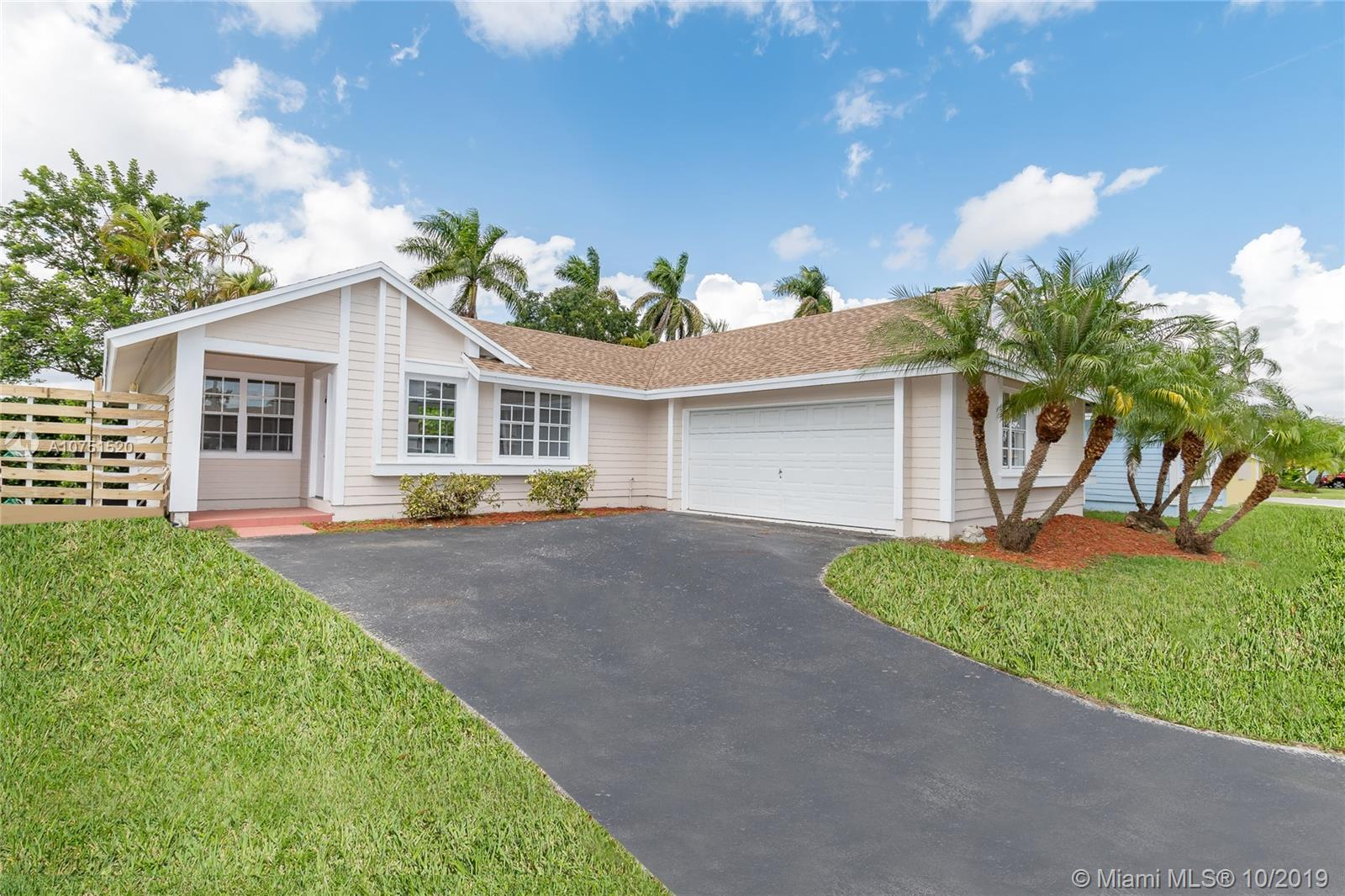 10064 S W 141st Ct  For Sale A10751520, FL