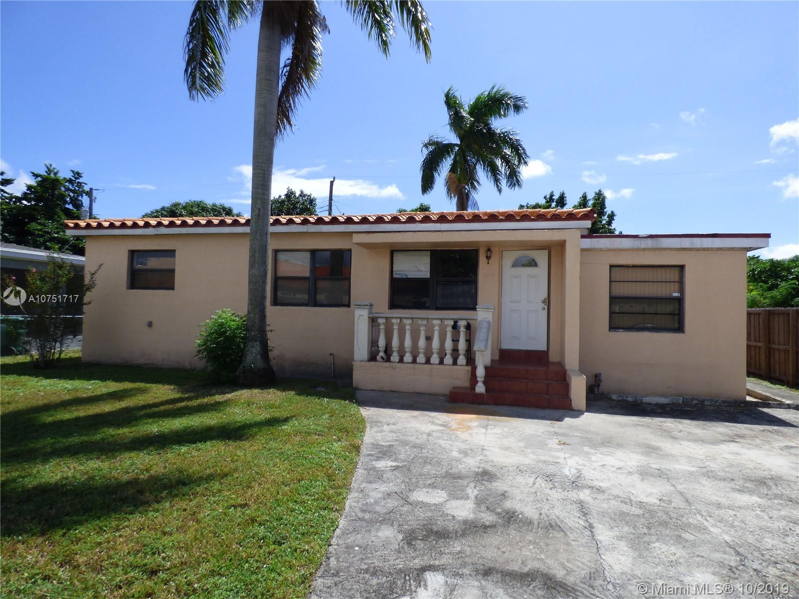 1040 NW 118th St  For Sale A10751717, FL