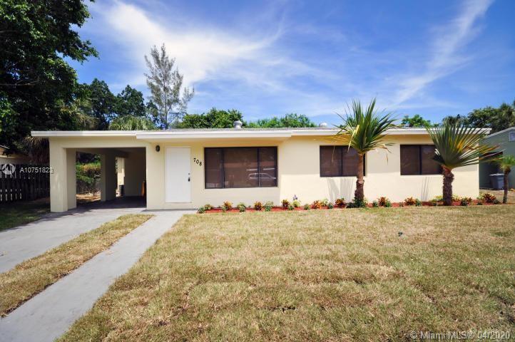 708 Wright Dr, Lake Worth, FL 33461