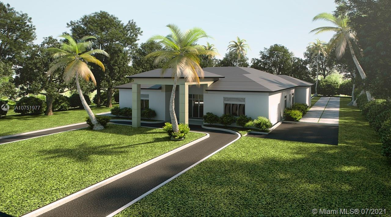 Under Construction! MAKE AN OFFER NOW & Choose your colors, Finishing, ETC Excellent area, next to Miller and Palmetto, very close to Dadeland Mall, Coral Gables - 8 Bedrooms, 6 bathrooms one with swimming pool access, 2 car Garage with 3 utility closets,  Swimming pool, spa and swim-up bar, BBQ and trellis area.  Covered drop-off, Covered Porch and Terrace with bar. Master with two walk-in closets, Four bedrooms with walk-in closets and 3 with lineal closets. Great room, dining room, entry foyer, kitchen/breakfast with induction cooktop/hood, double wall oven with built-in microwave, refrigerator, wine cooler, dishwasher and trash compactor, Laundry room  Porcelain tile floors, Impact resistant windows and doors. Concrete driveway with two access motorized gates. Corner Property. BIG LOT!