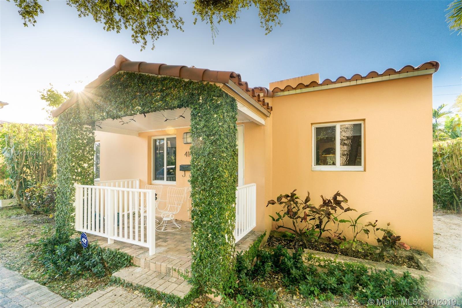 414  Mendoza Ave  For Sale A10752140, FL
