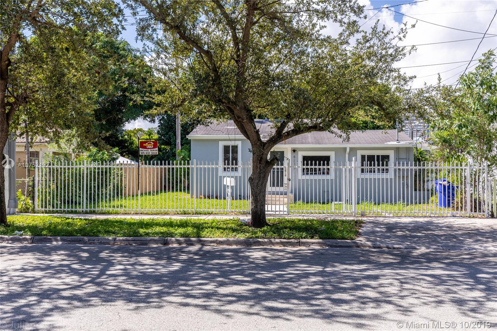 4110 NW 3rd Ave  For Sale A10752192, FL