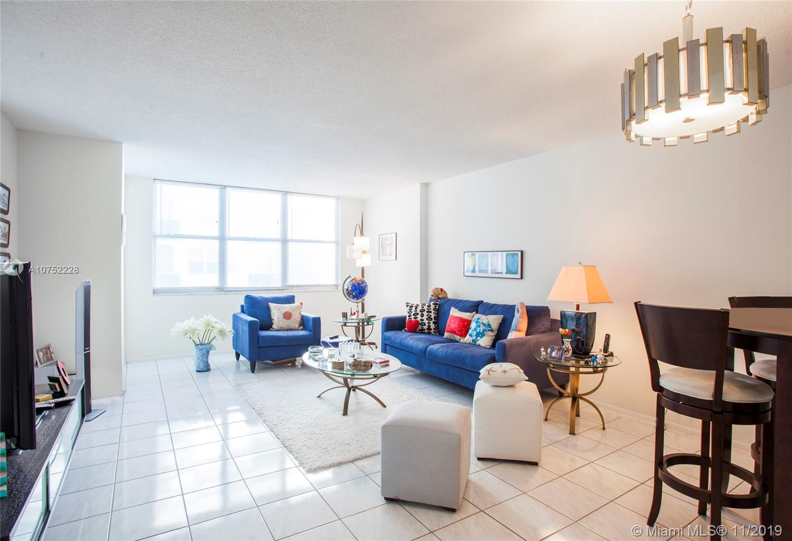 6039  Collins Ave #1521 For Sale A10752228, FL