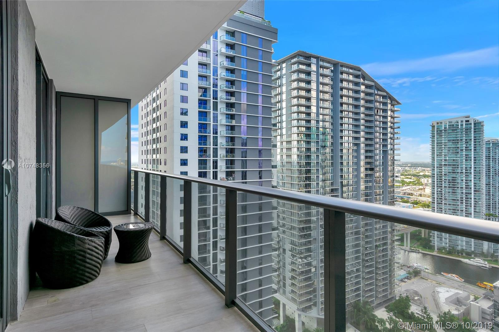 45 SW 9th St #3510 For Sale A10748356, FL
