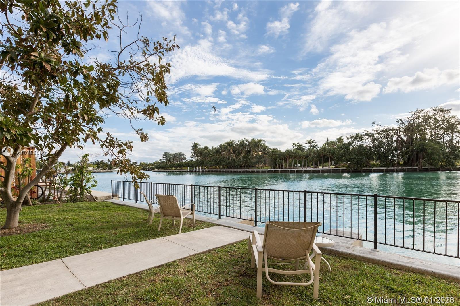 9110 W Bay Harbor Dr #2 For Sale A10751464, FL