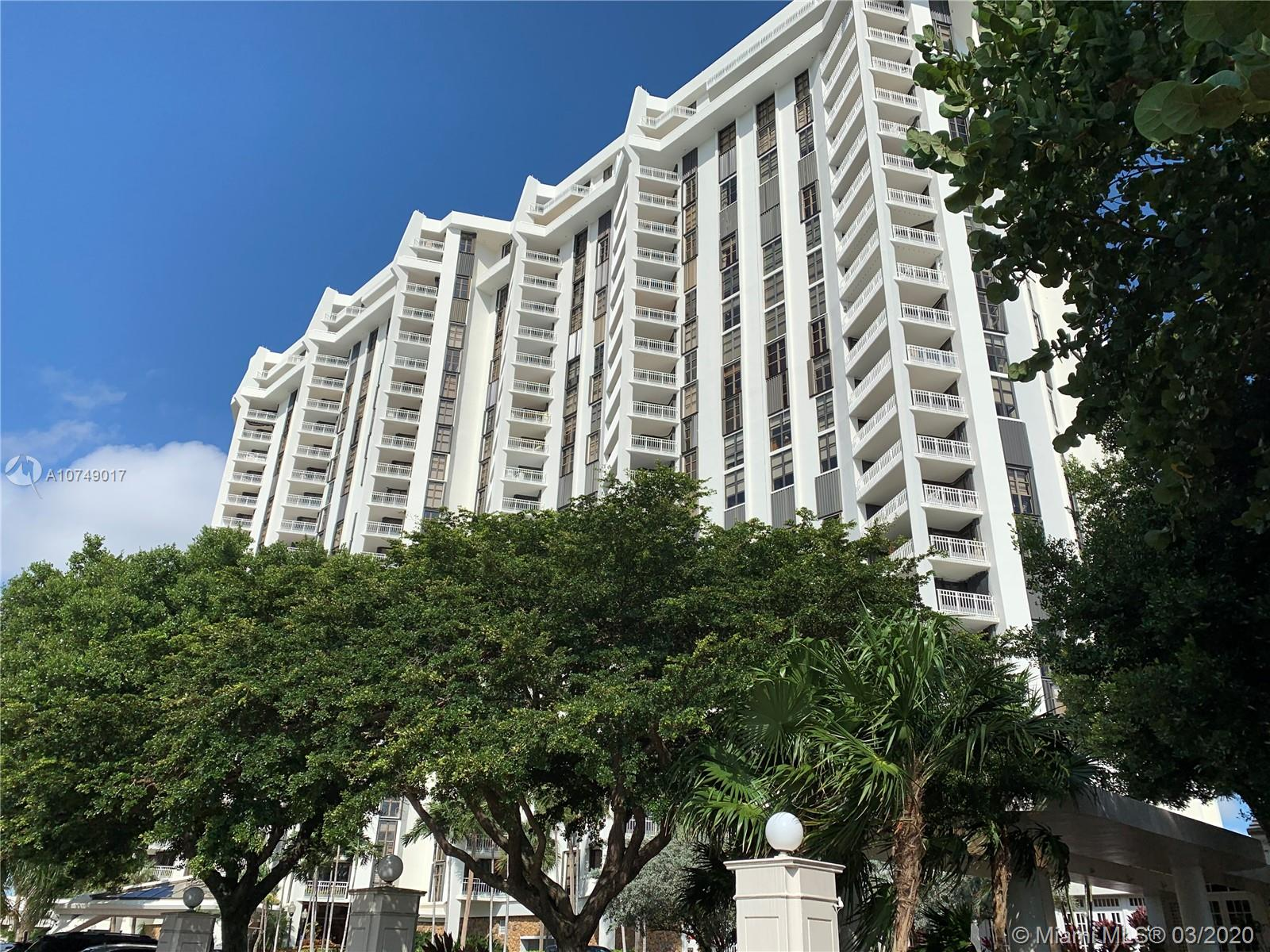 4000  Towerside Ter #1104 For Sale A10749017, FL