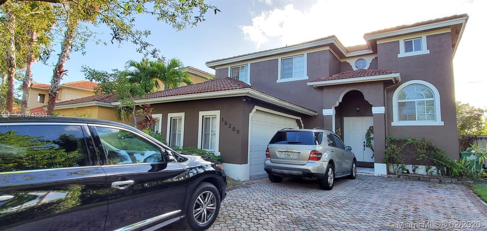 16200 SW 91 Ct  For Sale A10745801, FL