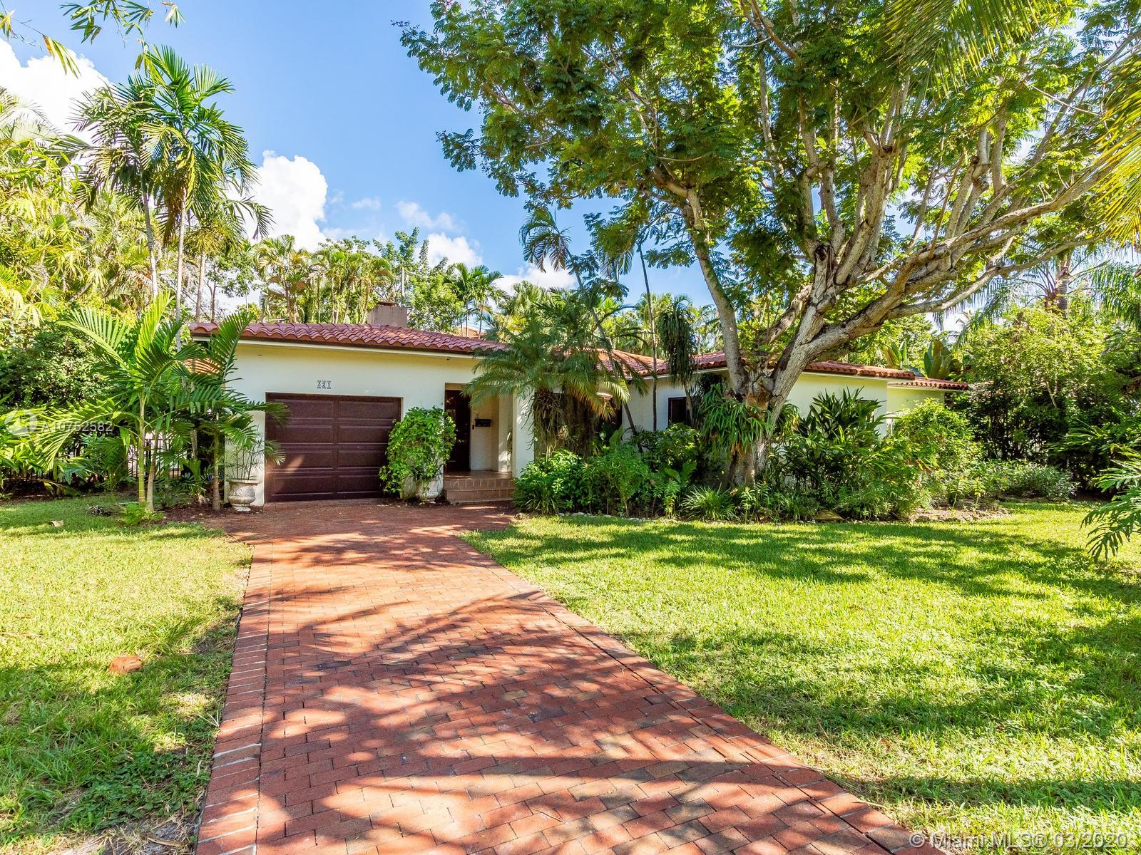 321  Manor Pl  For Sale A10752582, FL