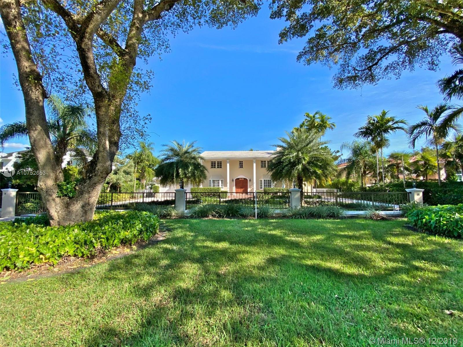 3501  Granada Blvd  For Sale A10752653, FL
