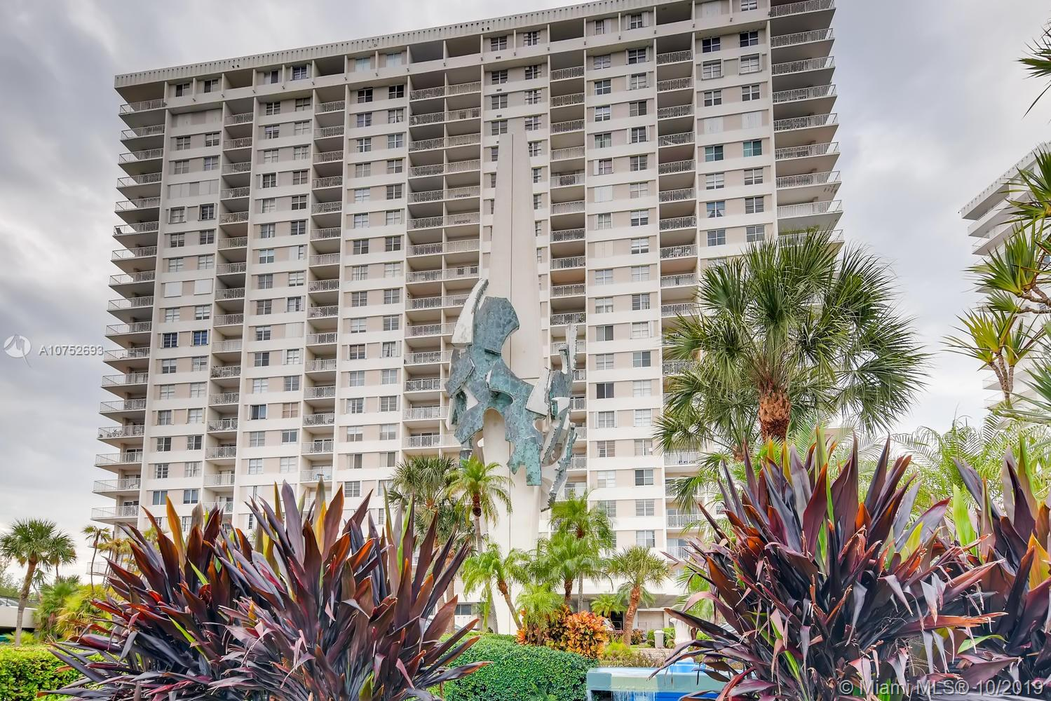 300  Bayview Dr #207 For Sale A10752693, FL