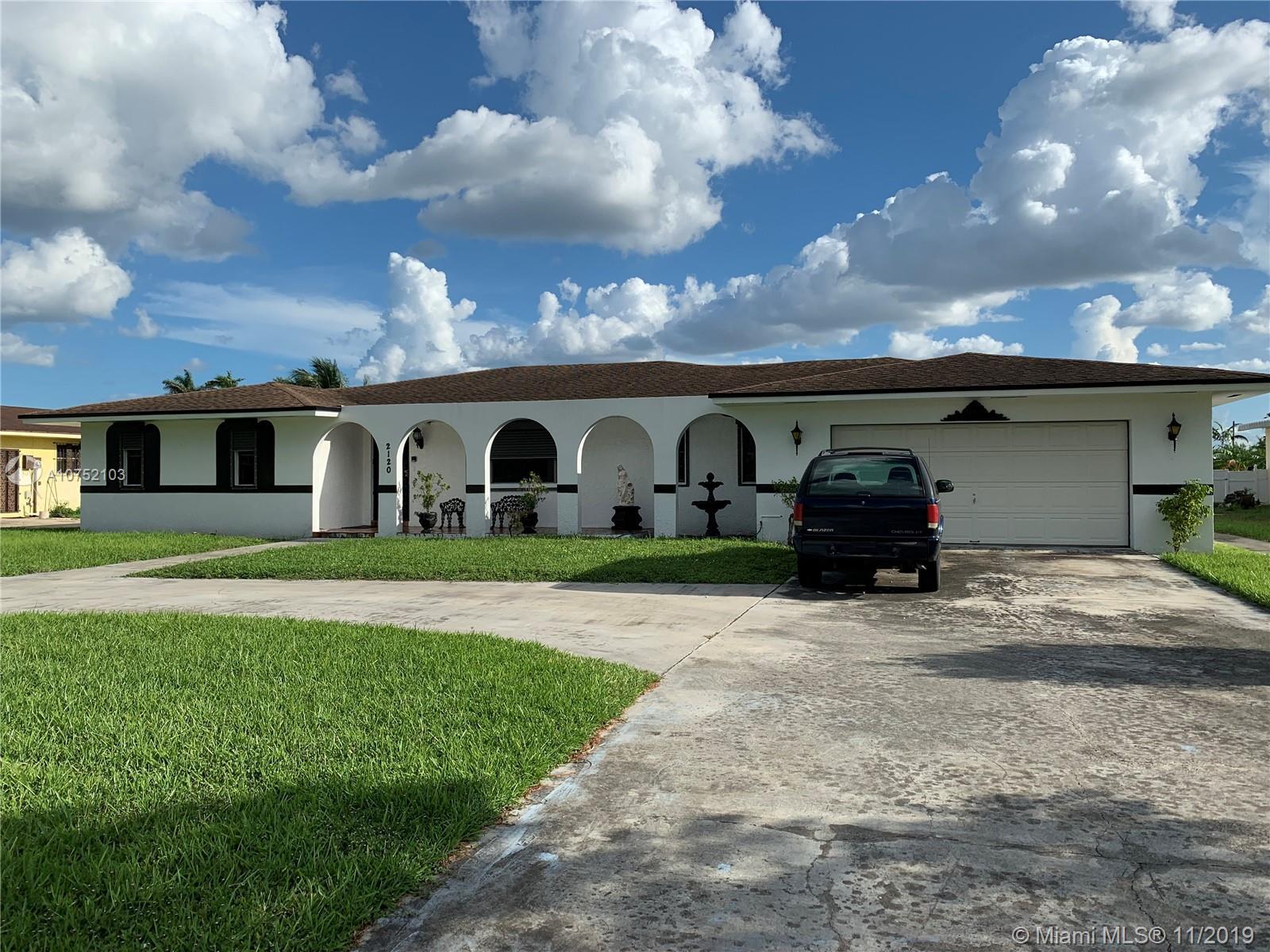 2120 NW 111th St, Miami, FL 33167