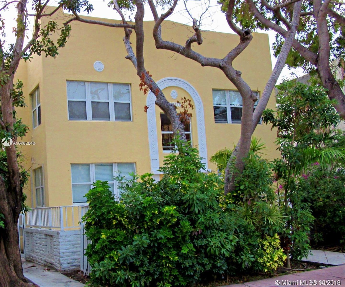 1550  Drexel Ave #104 For Sale A10752848, FL