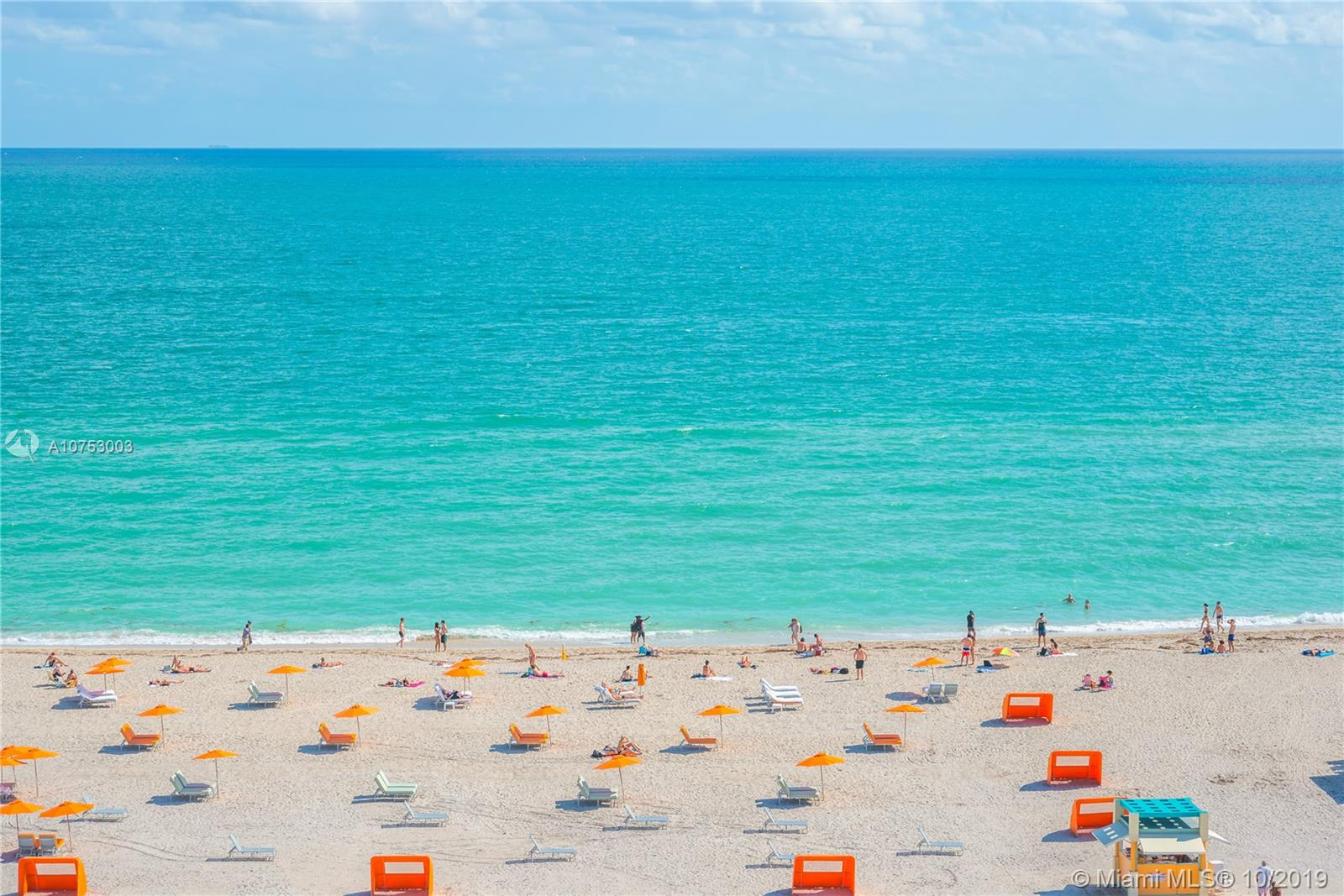 1455  Ocean Drive #1005 For Sale A10753003, FL