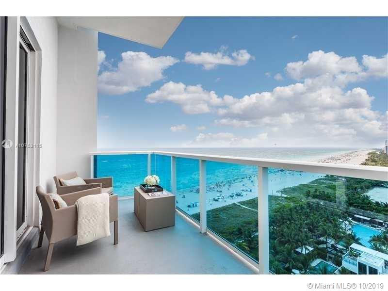 2301  Collins Ave #1609 For Sale A10753115, FL