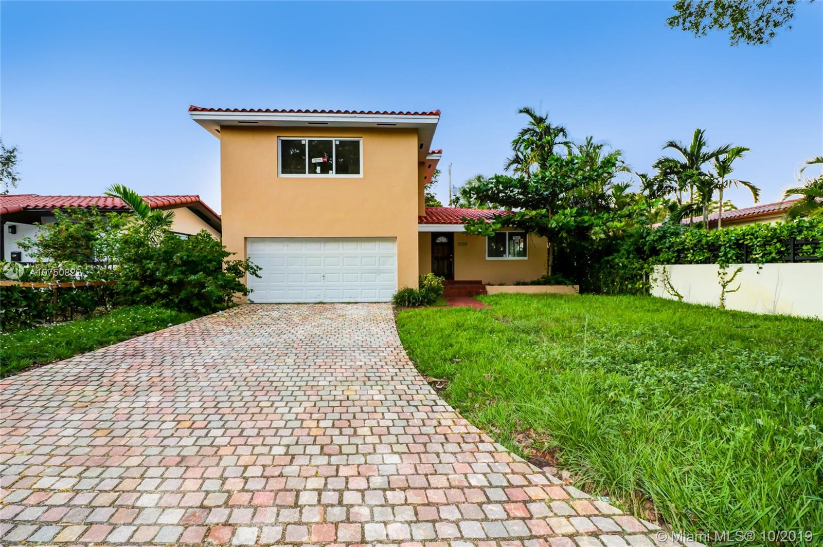 1405  Bird Rd  For Sale A10750822, FL