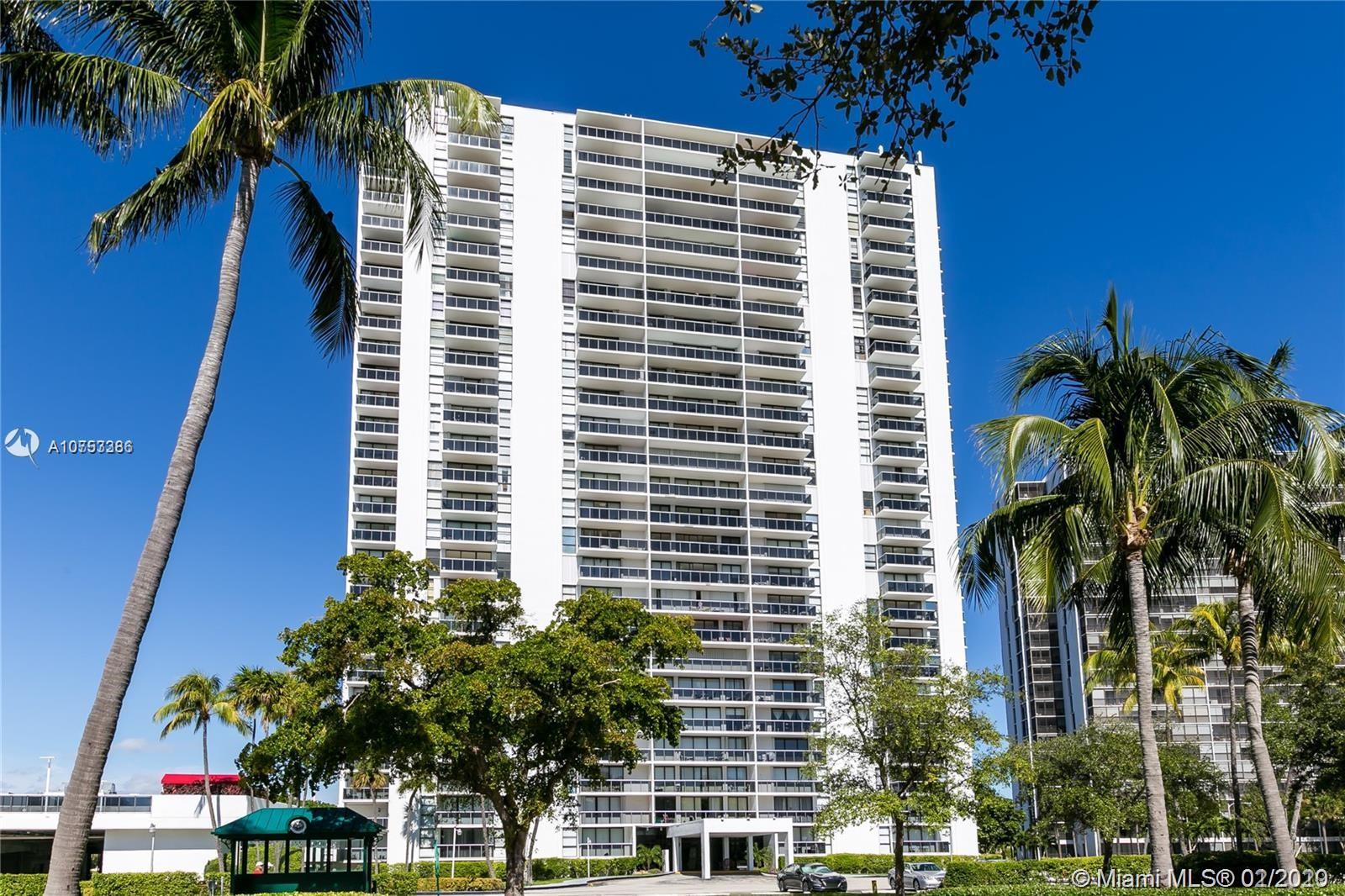 3675 N Country Club Dr #1704 For Sale A10753386, FL