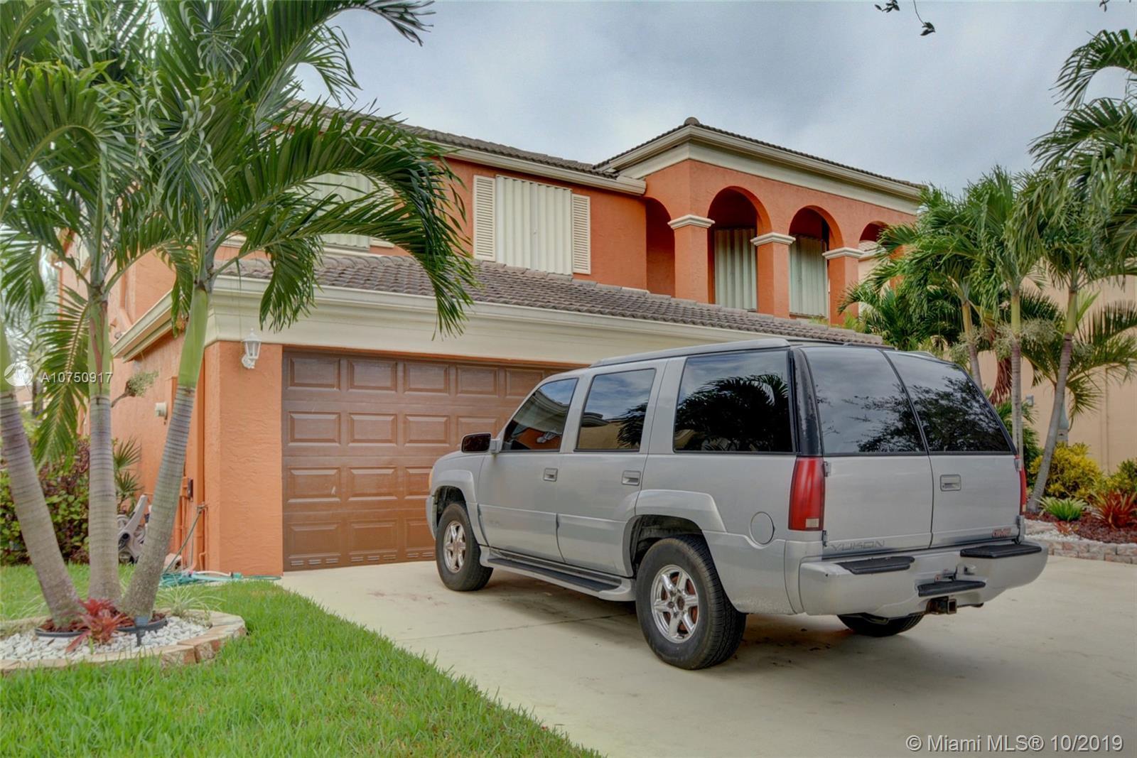 5018 SW 168th Ave, Miramar, FL 33027