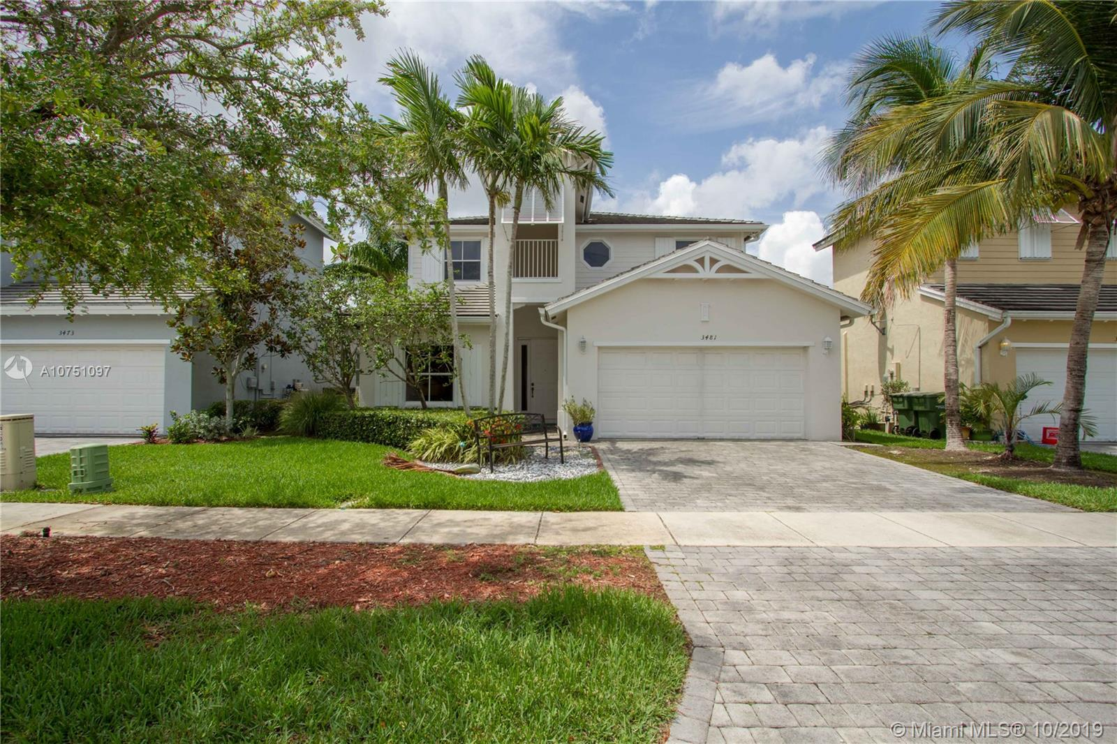 3481 NE 2nd St  For Sale A10751097, FL