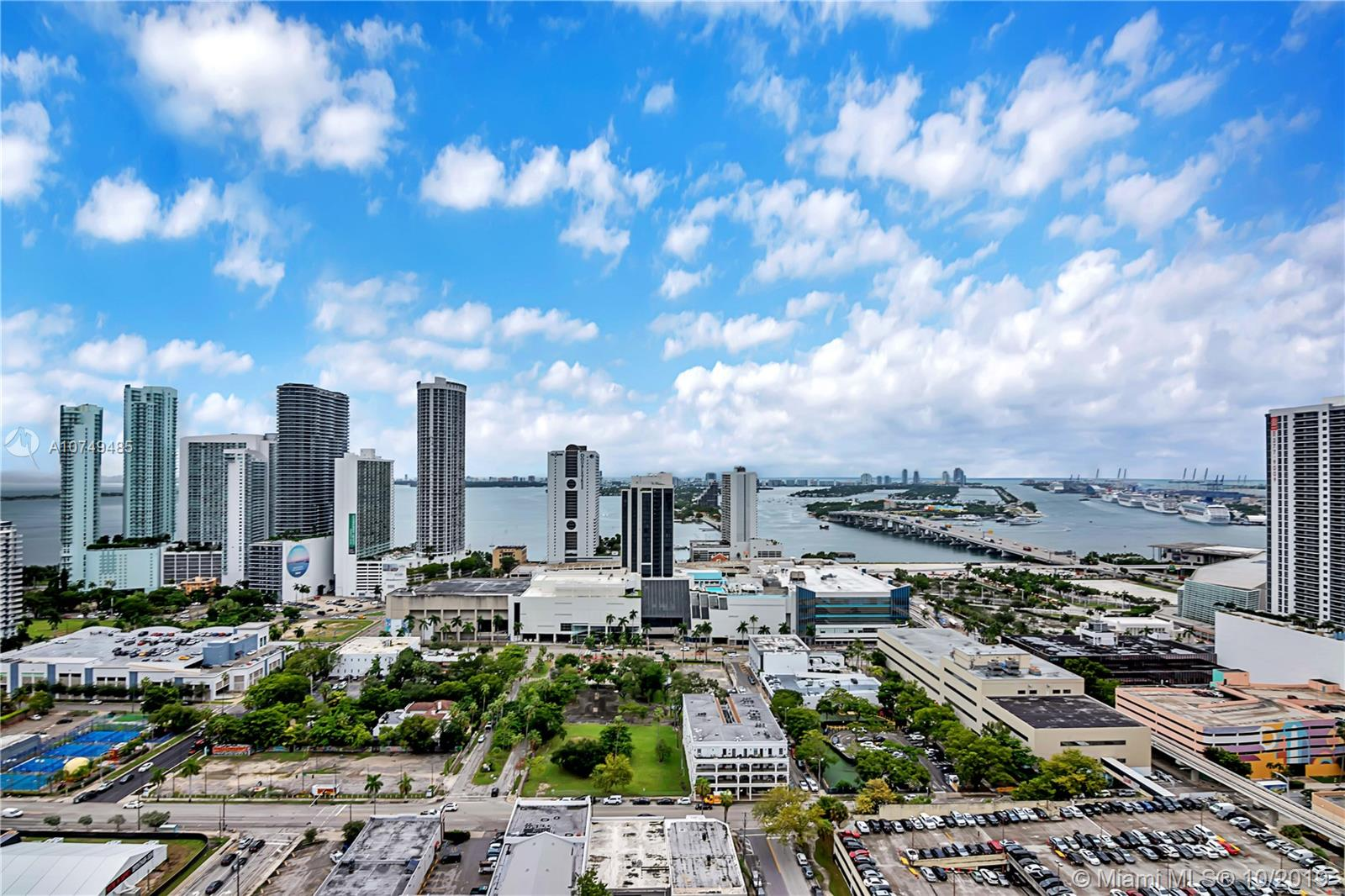 1600 NE 1st Ave #3401 For Sale A10749485, FL