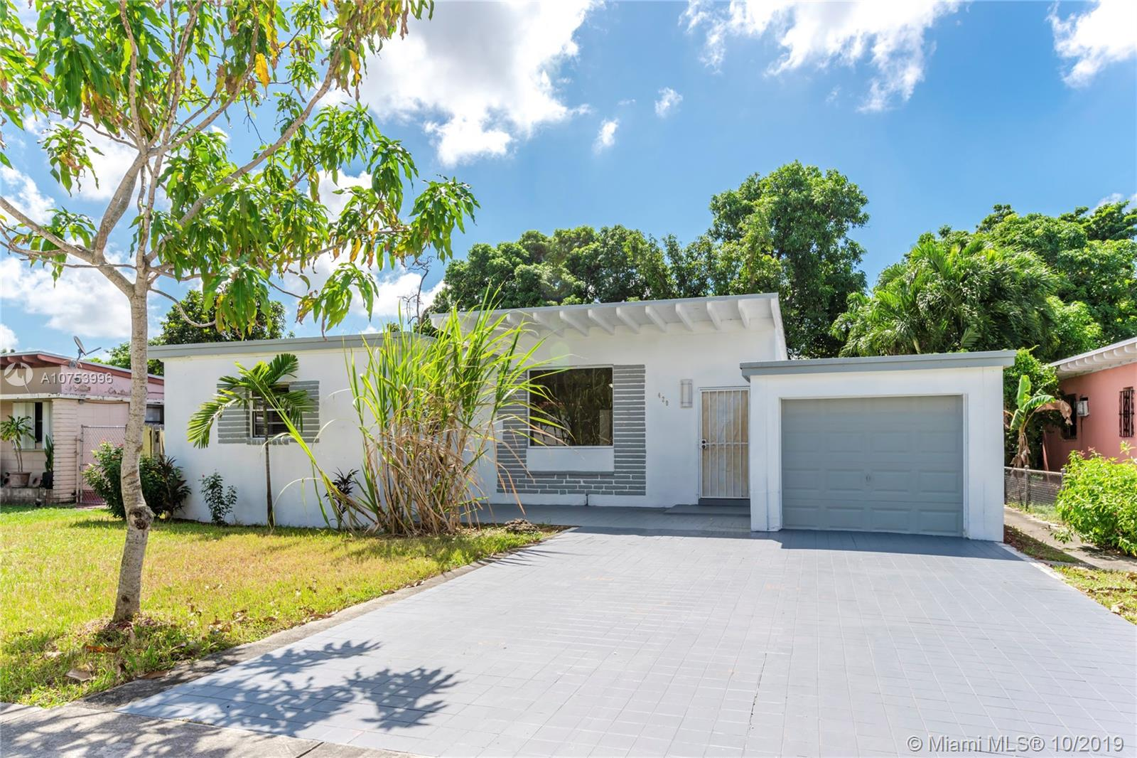 420 NW 111 Street  For Sale A10753996, FL