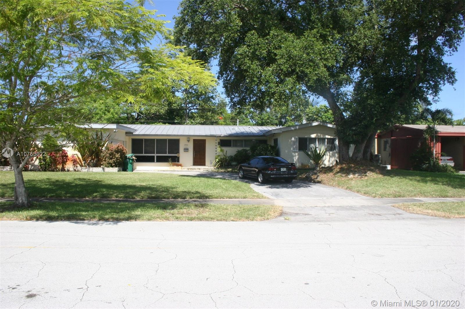 19711 N E 21st Ct  For Sale A10753022, FL