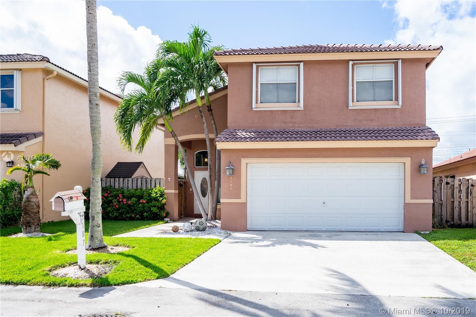 3187 W Buena Vista Dr, Margate, FL 33063