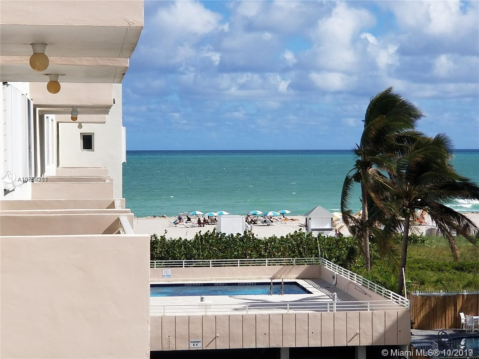 345  Ocean Dr #408 For Sale A10754311, FL