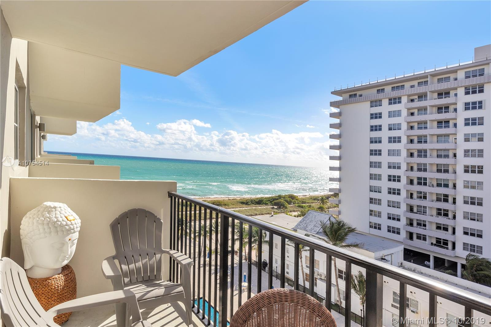 9273  Collins Ave #701 For Sale A10754514, FL