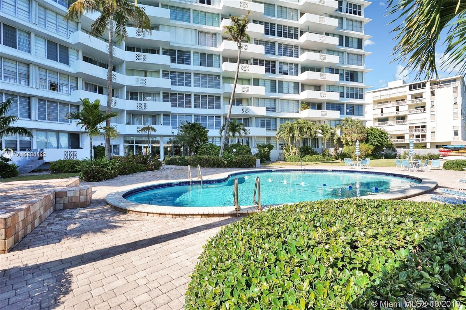 9101 E Bay Harbor Dr #403 For Sale A10754583, FL