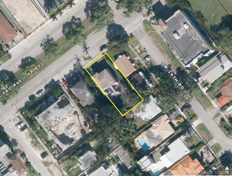 1913 SW 3rd Ave  For Sale A10741345, FL