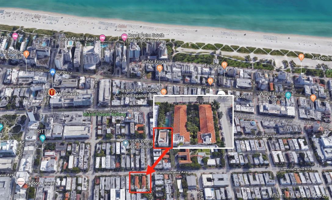 1512  Pennsylvania Ave #2C For Sale A10754788, FL
