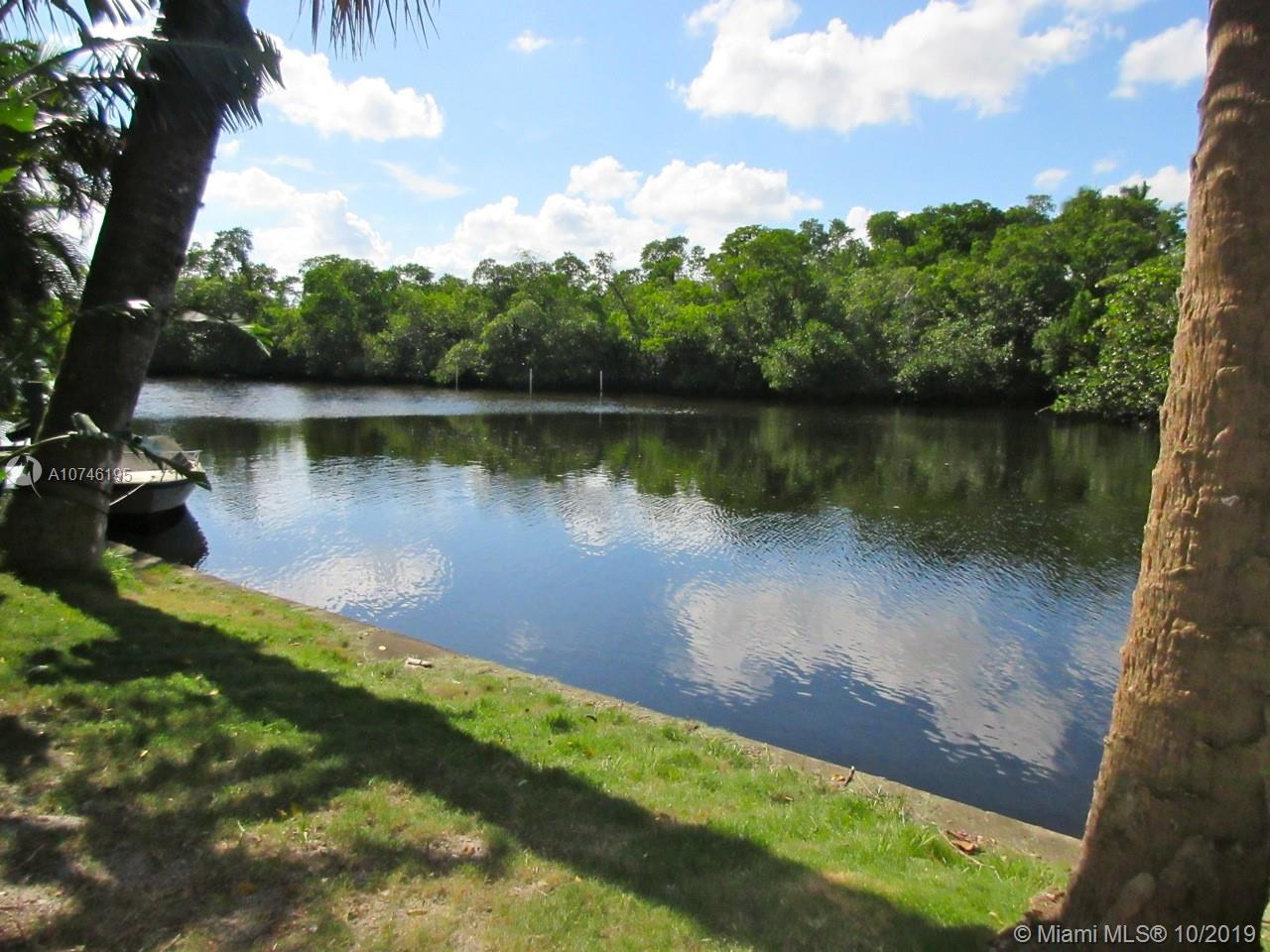 Investor, Cash Only. Spectacular Waterfront Location! Endless Possibilities! This South Fork of the Middle River Estates property sports a huge lot! 12,014 sqft! Just over a quarter acre, with over 110 feet of water frontage. Zoned RML-25, one could build a multi-unit, luxury property for sales or rentals. A 200 foot height restriction, means townhomes, or higher, are in order. Bordering Wilton Manors & Ft. Lauderdale, this location puts you in the sweet spot, as it is close to absolutely everything! The existing 3/2 single family home, is showing its age. Needs a new roof, seawall, and other major repairs. Currently there are multi-million dollar luxury townhomes being constructed, next door. INVESTOR/DEVELOPER: Build a high profit, luxury, waterfront multi unit property!