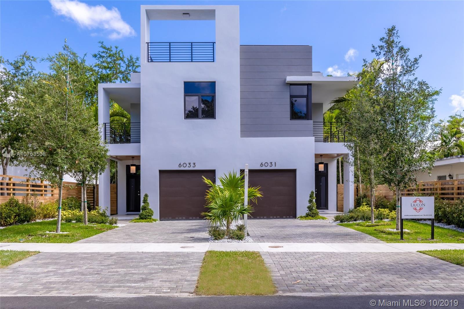 6031 SW 76 Street #6031 For Sale A10753508, FL