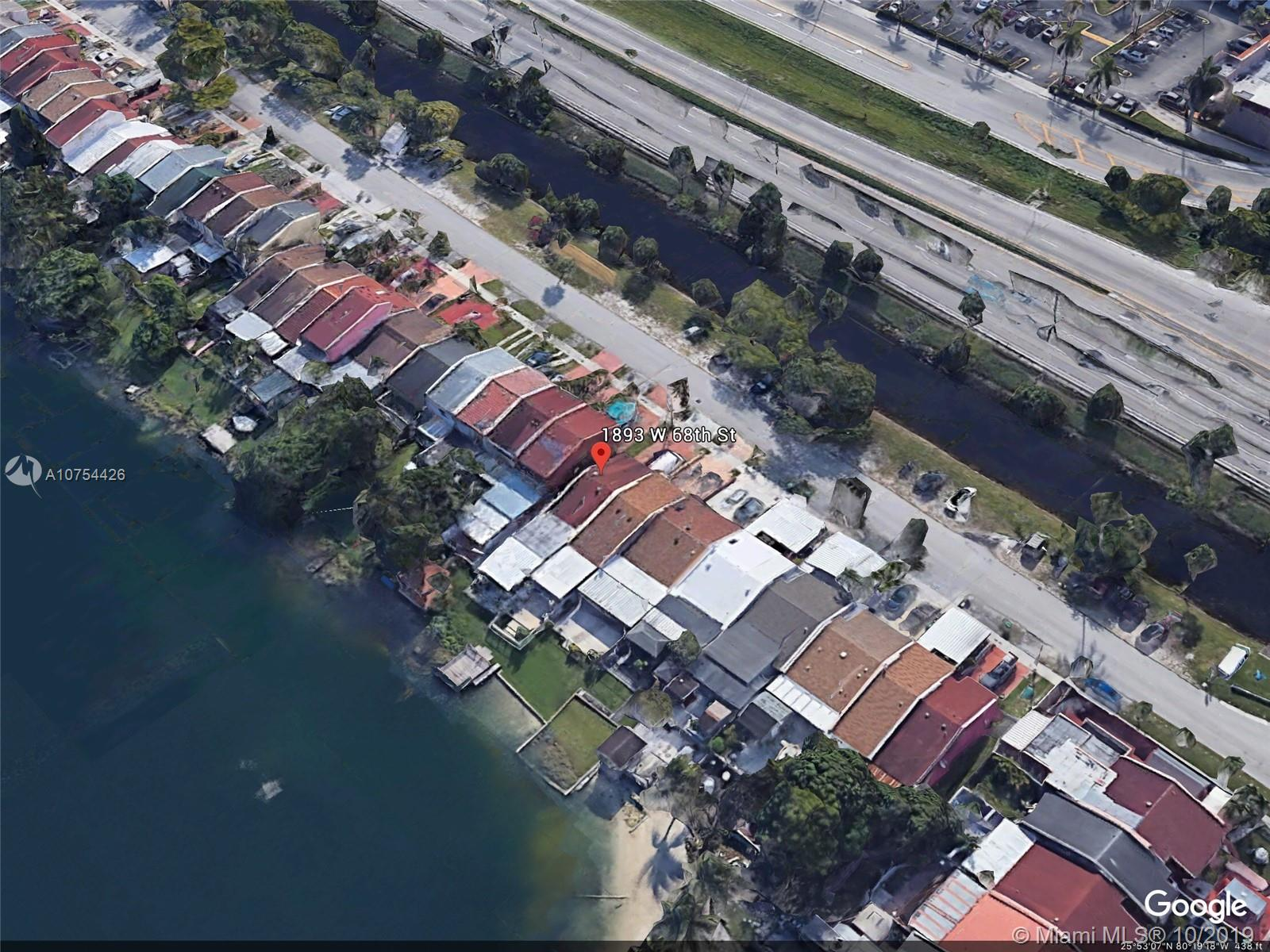 1893 W 68th St #1893 For Sale A10754426, FL