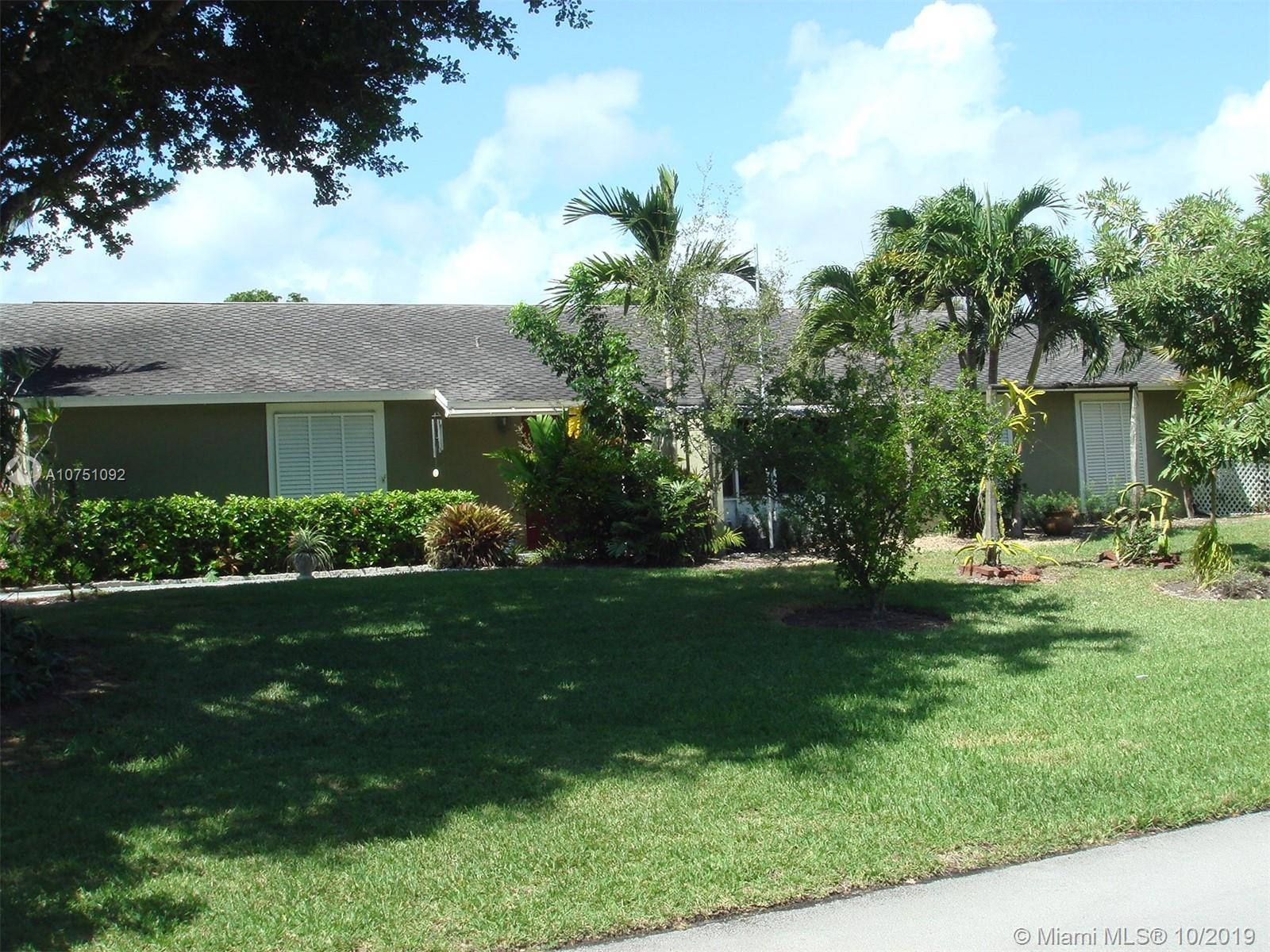 17920 SW 88th Ct  For Sale A10751092, FL